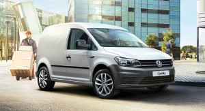 Volkswagon Caddy light van