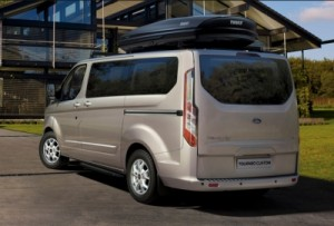 Ford Tourneo Custom people carrier